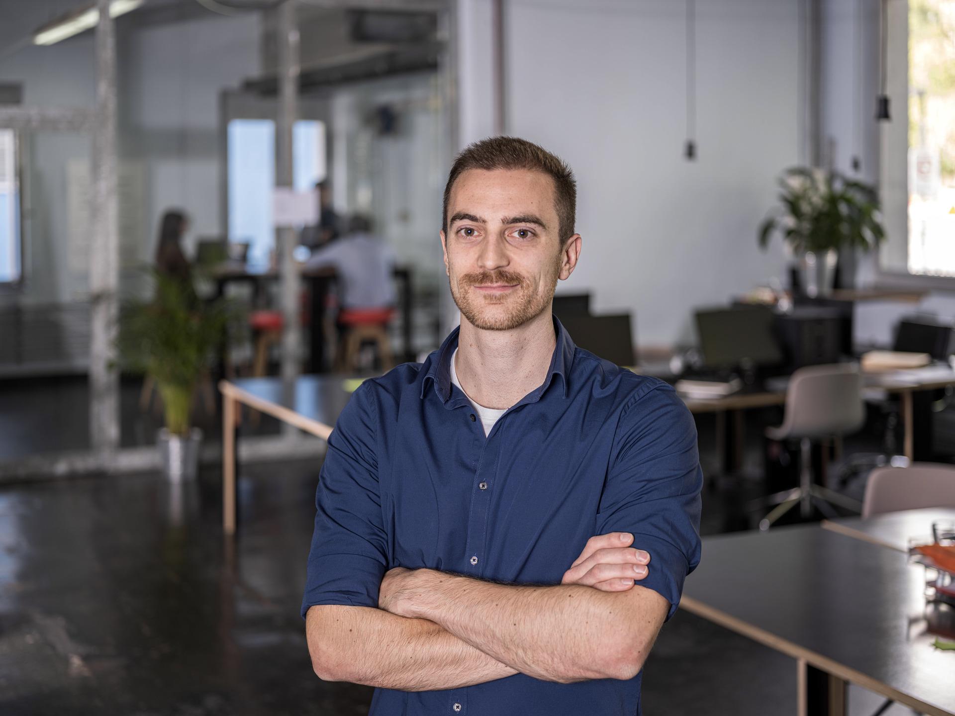 Raphael Zeder Senior Consultant und Mitglied der Geschäftsleitung  bei Oberholzer Online Marketing
