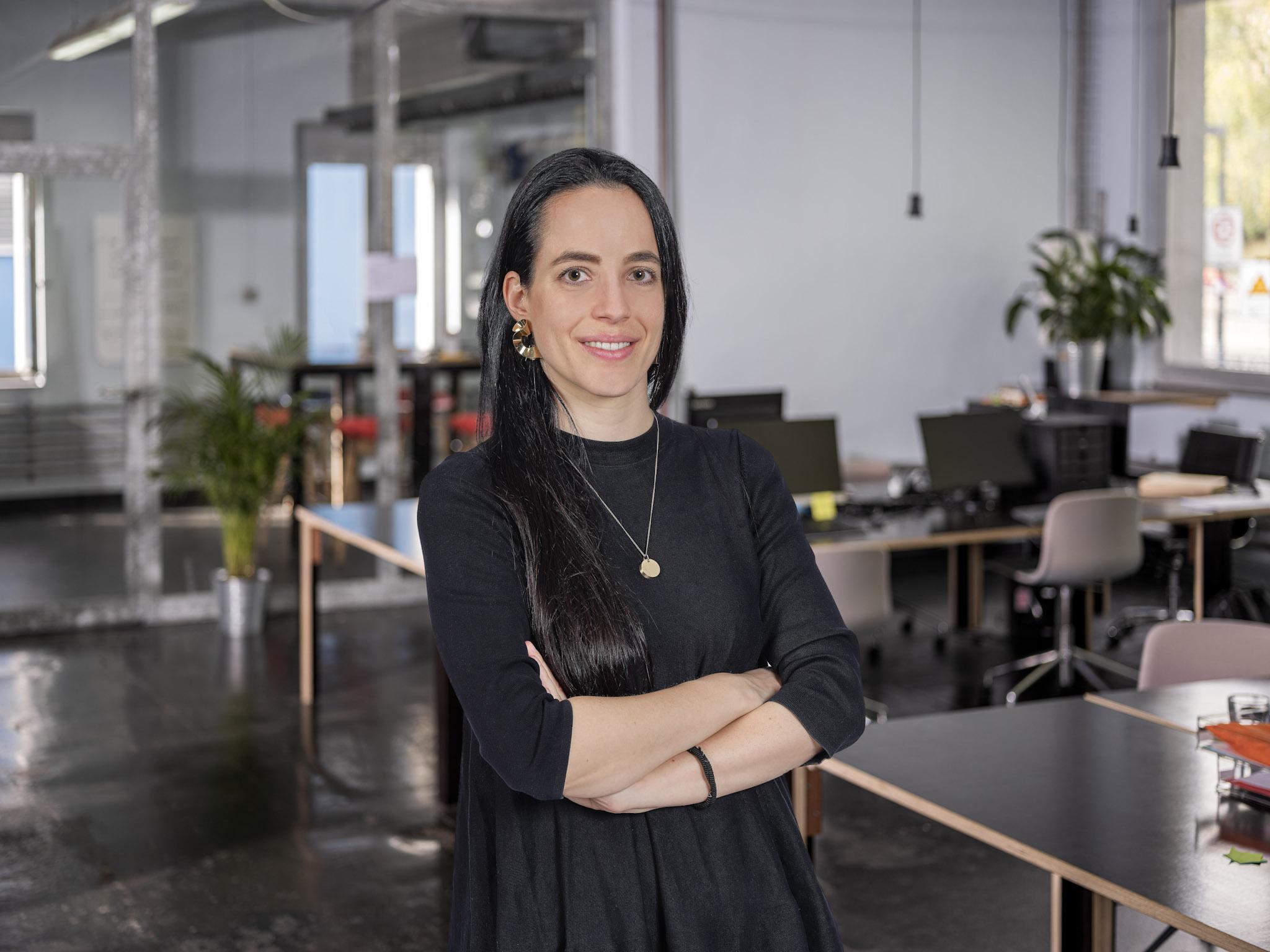 Manuela Bruderer, Oberholzer Online Marketing