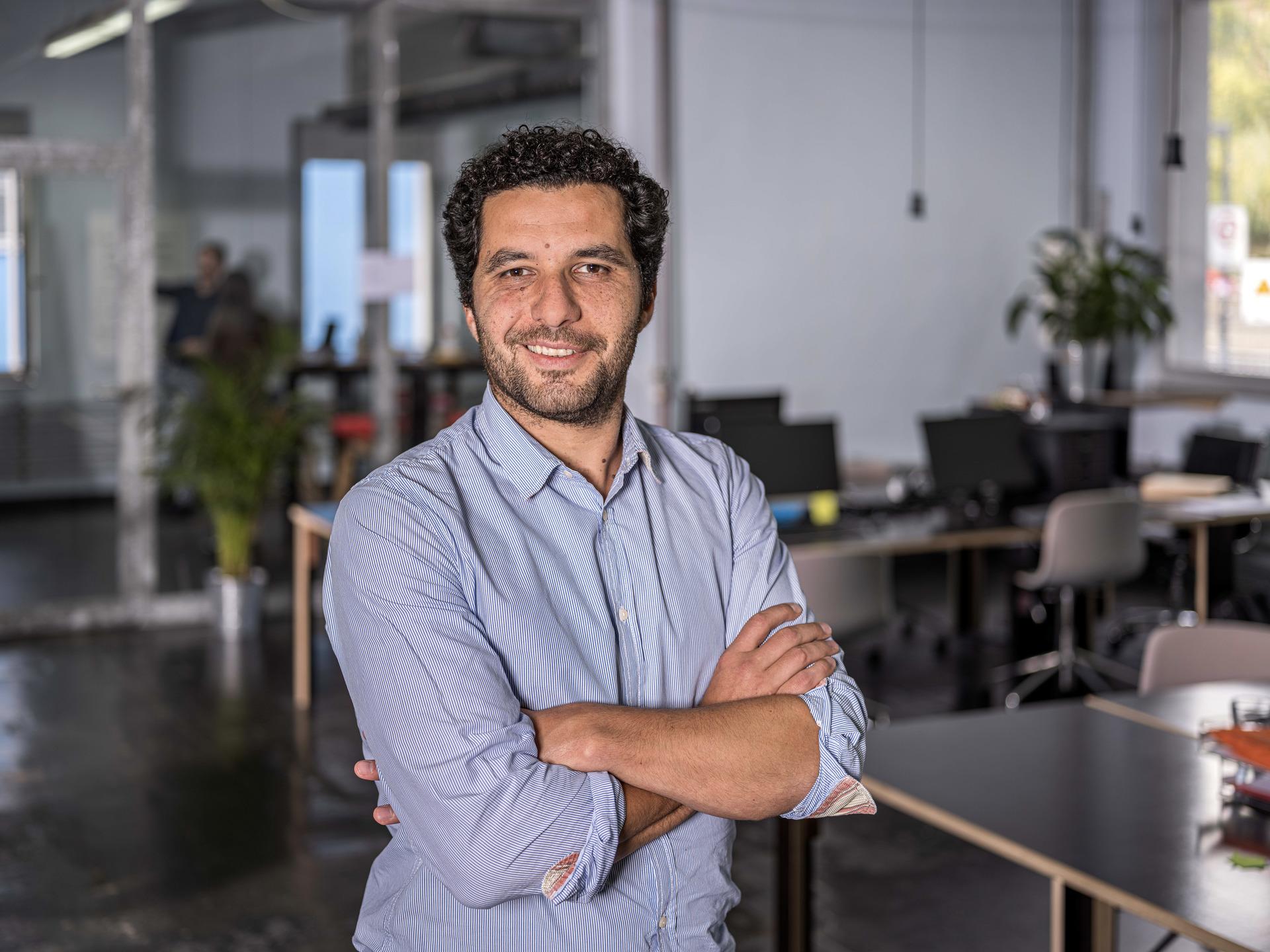 Klaus Oberholzer Senior Consultant und Mitglied der Geschäftsleitung  bei Oberholzer Online Marketing